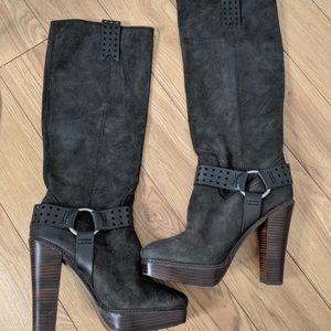 Frye - harmony tall harness boots